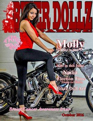 Biker Dollz Magazine October 2016
