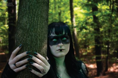 Luna Hex - Forest Witch