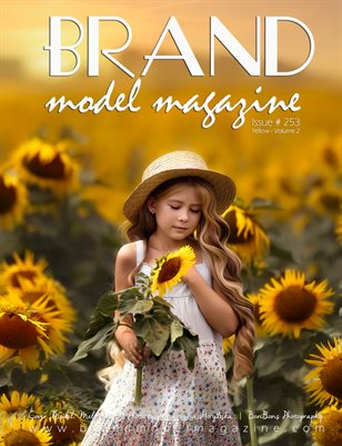 Brand Model Magazine  Issue # 253, Yellow - Vol. 2