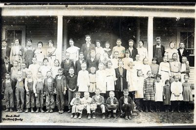 Vanzora School, Marshall County, Kentucky