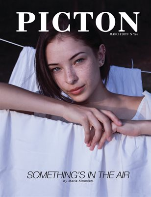 Picton Magazine MARCH 2019 N54 Cover 1