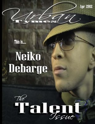 April 2012 The Talent Issue