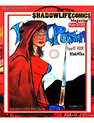 ShadowlifeComics Winter 2015-16