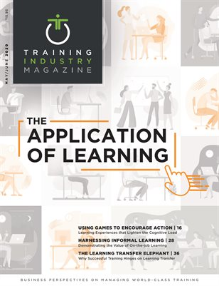 May/June 2020 | The Application of Learning