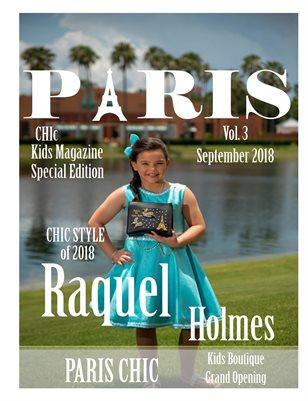 Raquel Holmes