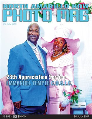 NAN Photo Mag Issue 4 - 28th Appreciation Service Emmanuel Temple COGIC