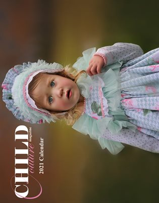 Child Couture Magazine 2021 Keepsake Calendar
