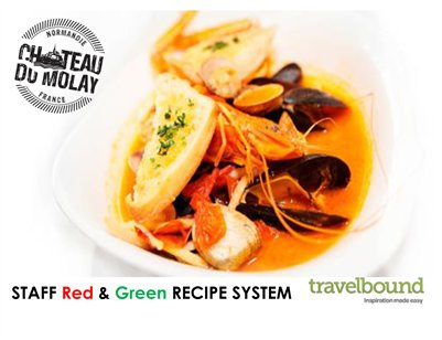Red and Green Recipe Book