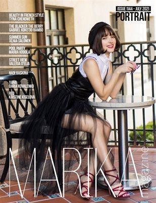 MARIKA MAGAZINE PORTRAIT (ISSUE 1144 - JULY)