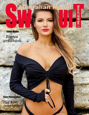 """Australian Model Swimsuit Magazine """"Best of 2018"""" Volume 1"""