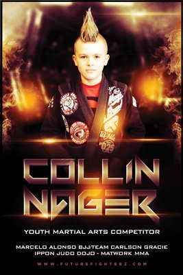Collin Nager Poster