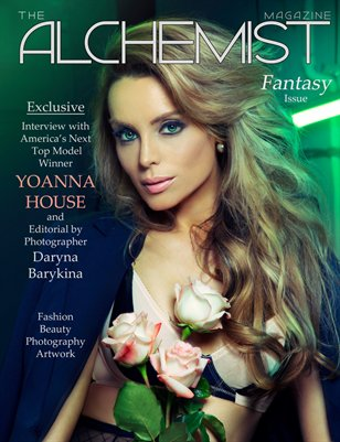 The Alchemist Magazine - Fantasy Issue - Cover 1 - Yoanna