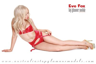 Eve Fox POSTER Australias Top Glamour Models