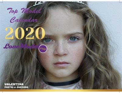 Calendar 2020 Top 12