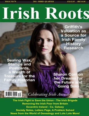 Irish Roots Magazine - Issue No 79