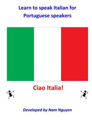 Learn to Speak Italian for Portuguese Speakers