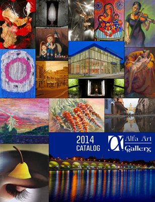 Alfa Art Gallery Catalog 2014