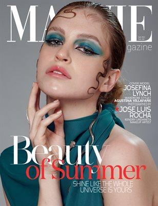 MALVIE Magazine The Artist Edition Vol 256 July 2021