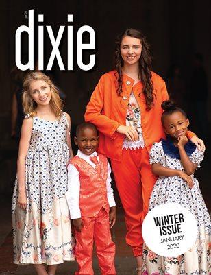 Dixie Magazine - Winter 2020 (Cover 1)