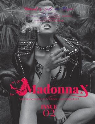 Madonna X Issue No.02 Vol01