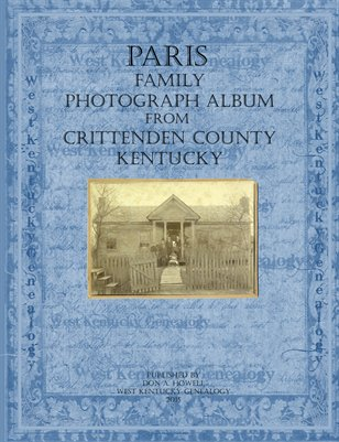 Paris Family Album, Crittenden County, Kentucky