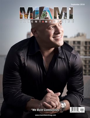 Miami Talent Magazine September 2016 Edition