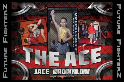 Jace Brownlow 2015 Poster