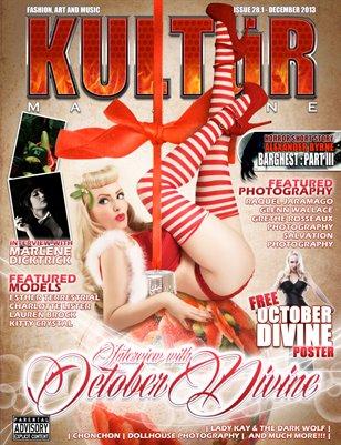 Kultur - Issue 28.1 - December 2013