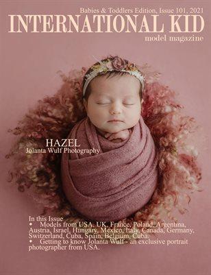 International Kid Model Magazine Issue #101 Babies & Toddlers