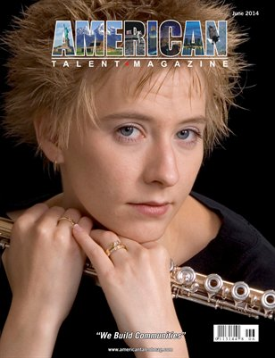 American Talent Magazine June 2014 Edition