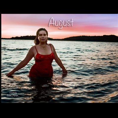 Week 4 August Winner - Courtney