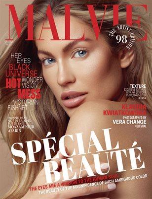 MALVIE Mag The Artist Edition Vol 98 December 2020