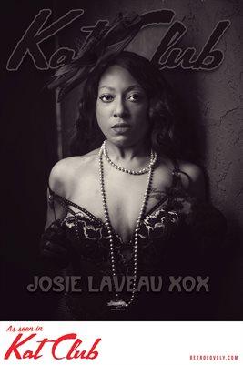 Kat Club No.20 – Josie Laveau xox Cover Poster
