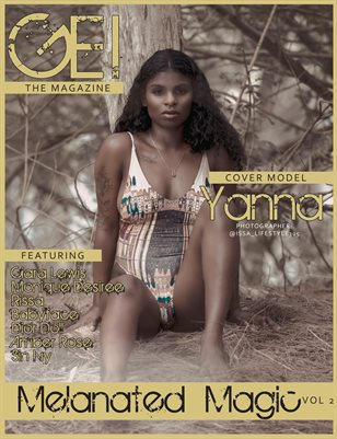 "March 2019 ""Melanated Magic Vol 2"" Issue"
