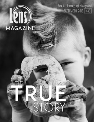 Lens Magazine Issue #48 The TRUE Story