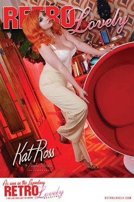 Kat Ross Poster