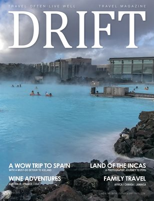 DRIFT Travel Spring 2019