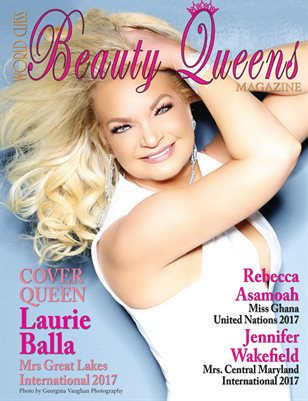 World Class Beauty Queens Magazine with Laurie Balla