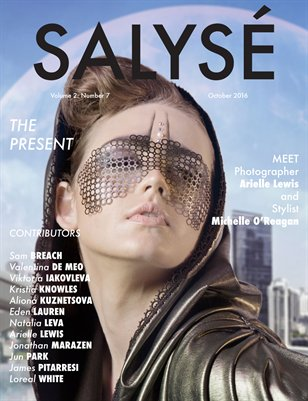 SALYSÉ Magazine | Vol 2:No 7 | October 2016 |