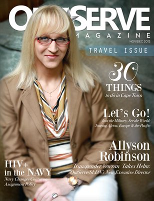 OutServe Magazine | Nov/Dec 2012