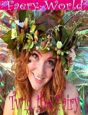 Faery World Magazine Aug/Sept 2011