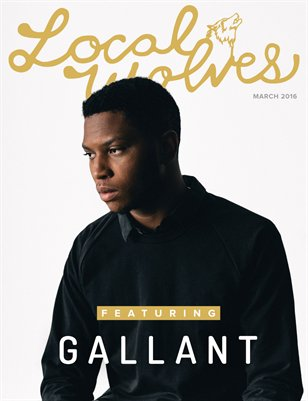 ISSUE 35 - GALLANT