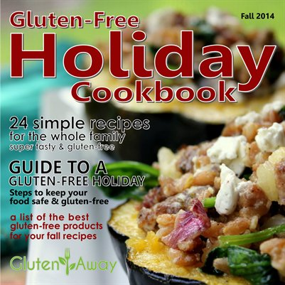 Fall Gluten Free Cookbook