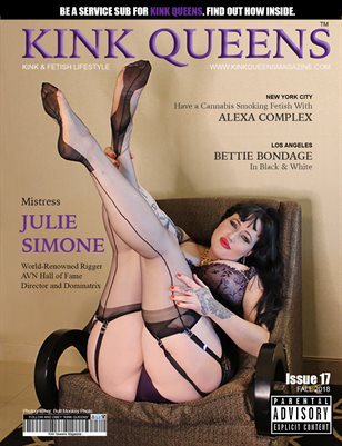 KINK QUEENS MAGAZINE | ISSUE 17 | FALL 2018