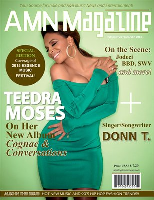 AMN Magazine, Vol 2, Issue #26