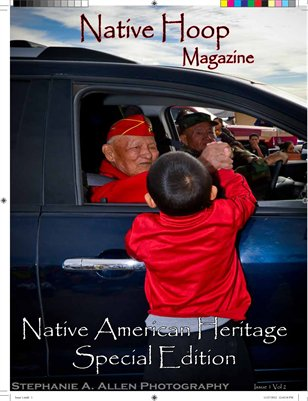 Native Hoop Magazine Issue 1