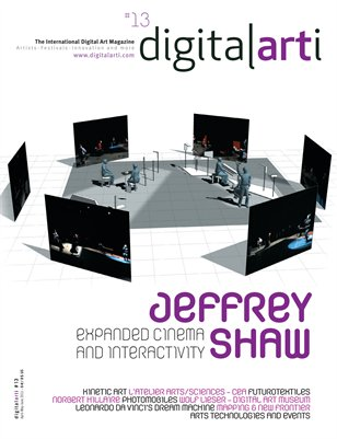 The international Digital Art quarterly magazine - Issue 13