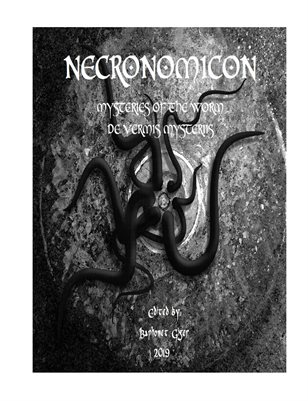 NECRONOMICON MYSTERIES OF THE WORM DE VERMIS MYSTERIIS
