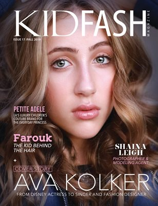 KidFash Magazine Issue 17