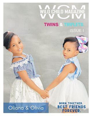 WILD CHILD MAGAZINE TWINS & TRIPLETS ISSUE 1